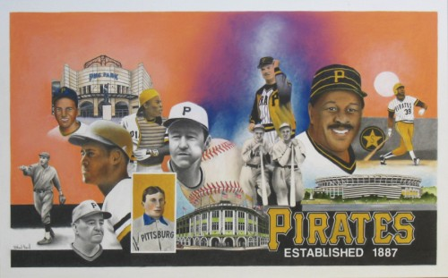 PITTSBURGH PIRATE LEGENDS