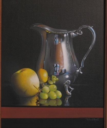 THE SILVER PITCHER