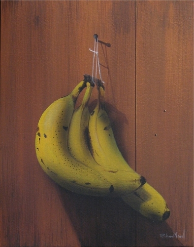 HANGING BANANAS