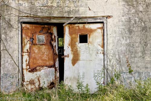 Rusted Doors
