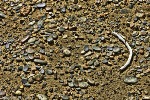 Beach Pebles