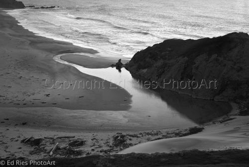 Calif. Beach