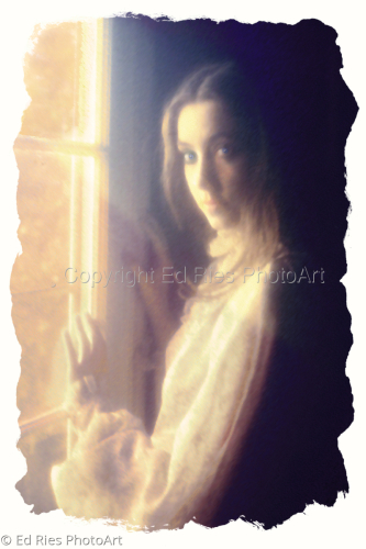 Madona of the Window