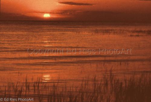 Maine Sunset Impressions