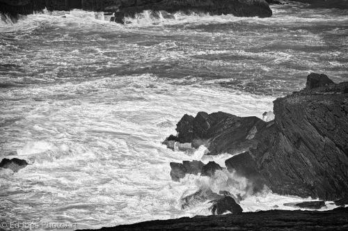 Rocks and Sea, Dingle Ireland