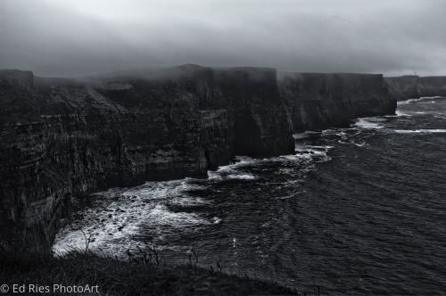 Confrontation- Cliffs of Moher