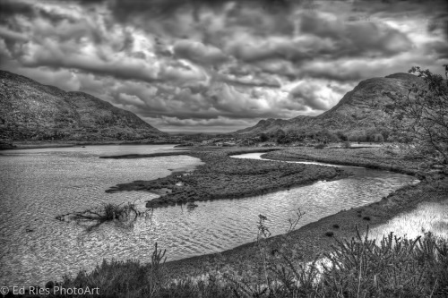 Macgillycuddy's Reeks, Ireland