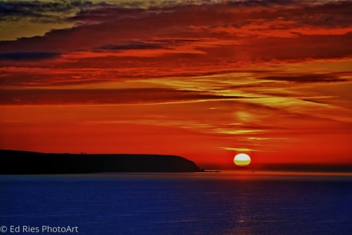 Sunrise at Ardmore