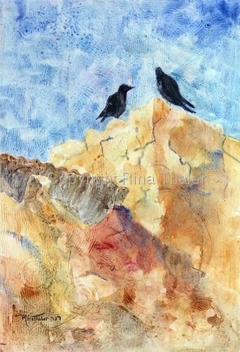Birds of Masada