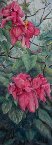 Paadise blooms by rita rust
