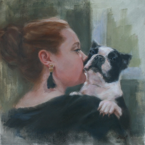 Boston Terrier Lover