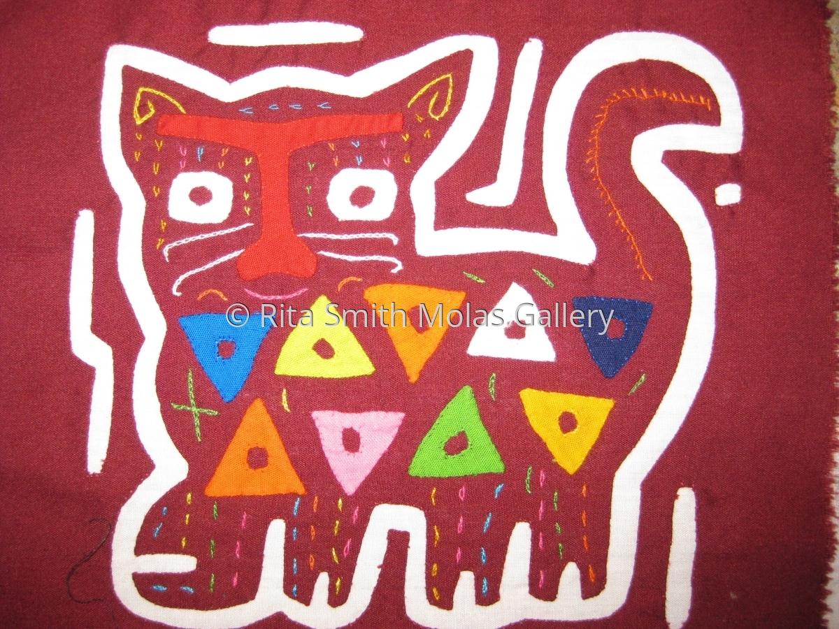 Cat Molita San Blas Kunas Panama #977 (large view)