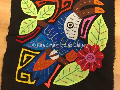 Toucan Molita San Blas Panama #1250