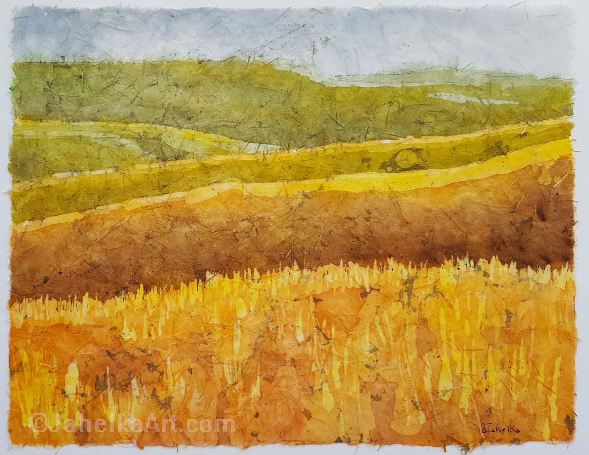 Flint Hills Dusk (large view)