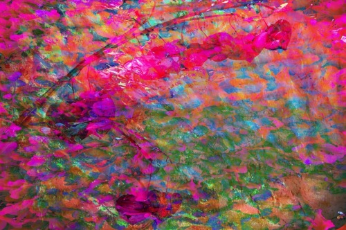 Abstract 1A by Recinda Jeannine