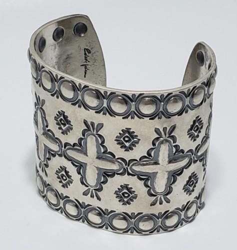 Unisex Cuff Bracelet by Robert Johnson Jewelry