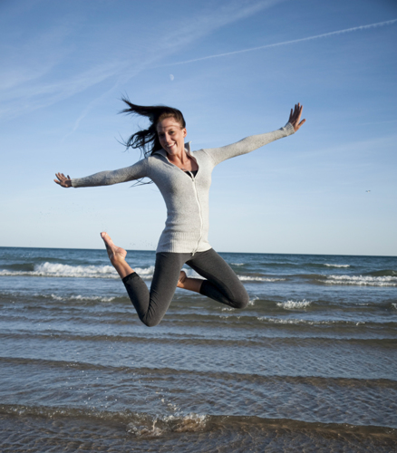 Lake Michigan Leap