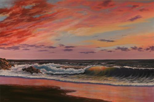 Pacific Blaze (large view)