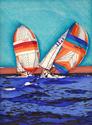 2 Sailboats (thumbnail)