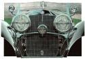 540K Mercedes Grille (thumbnail)