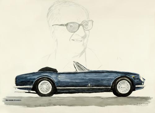 1955 Ferrari 375 America