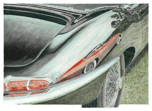 """""""E Squared"""" E Type Jaguars"""