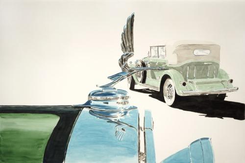 1931 V16 Cadillacs