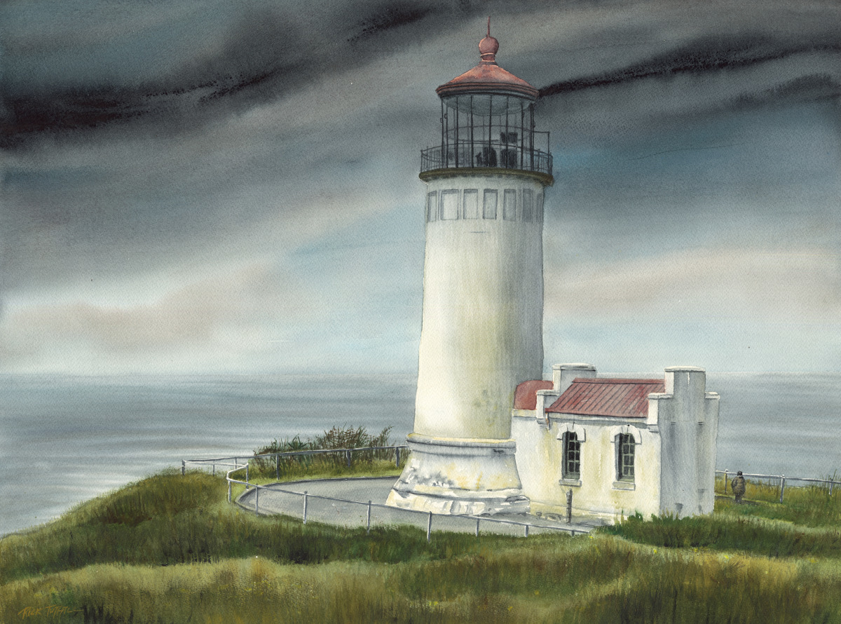North Head Lighthouse (large view)
