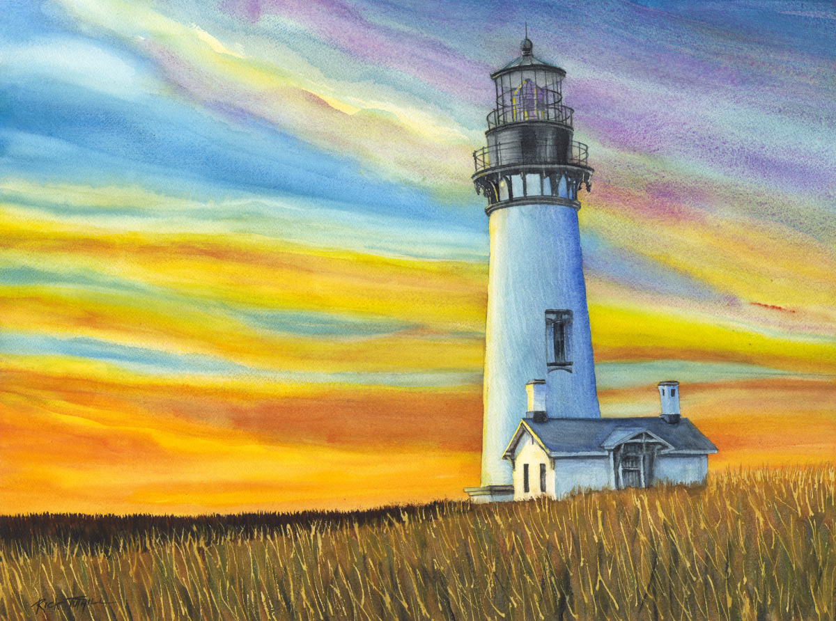 Yaquina Head Lighthouse (large view)