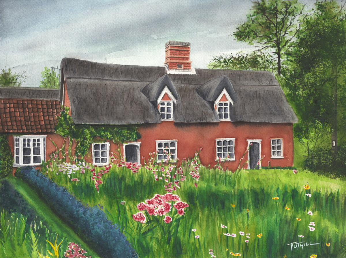Ufford Cottage (large view)