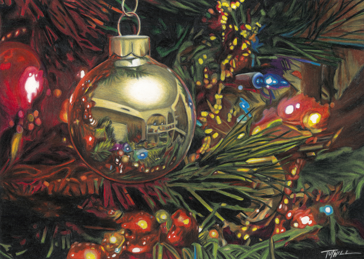 christmas reflections by rick tuthill everett wa