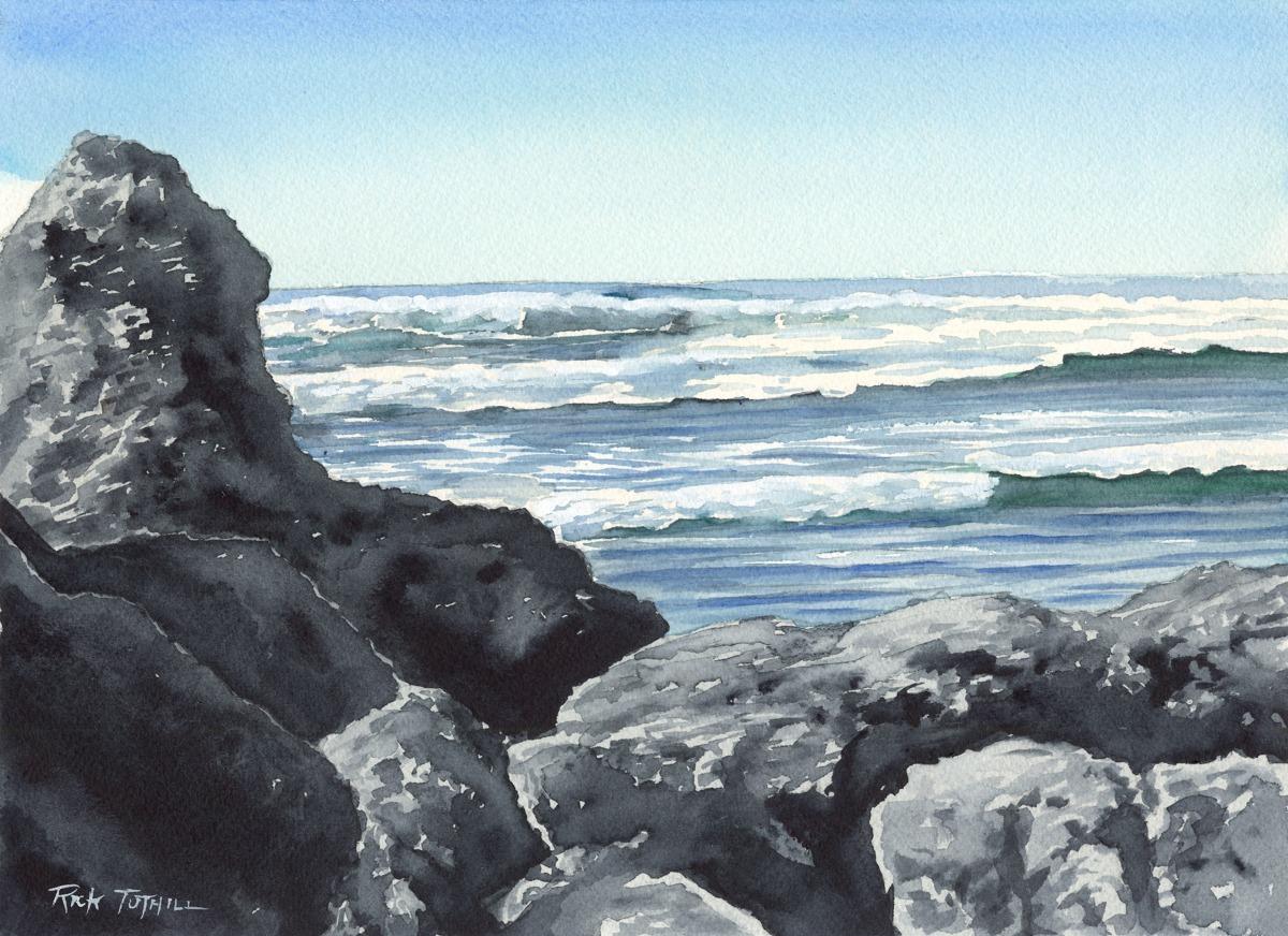 Ruby Beach Rocks (large view)