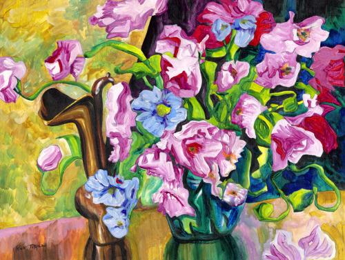 Blossoms Abundance