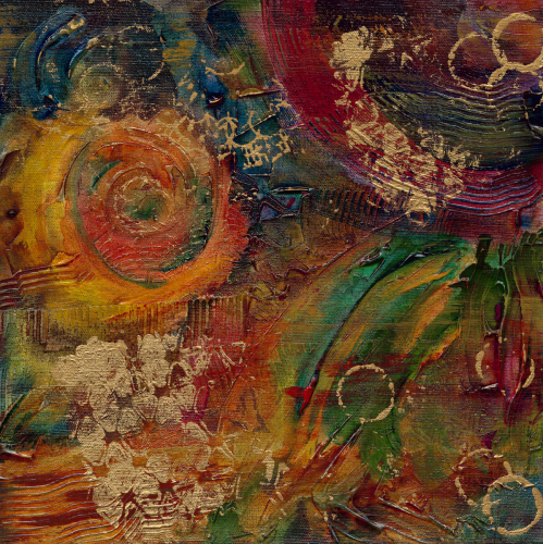 Heirloom Abstract 4