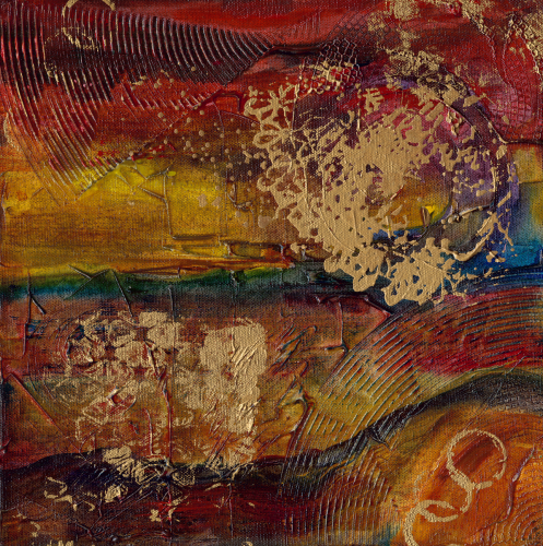 Heirloom Abstract 1