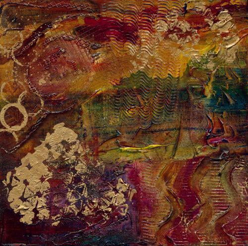Heirloom Abstract 2