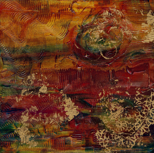 Heirloom Abstract 3