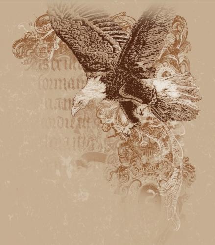 Big Heraldic Eagle