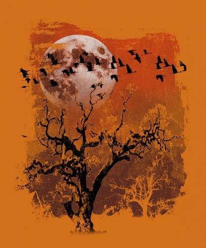 Big Moon Trees