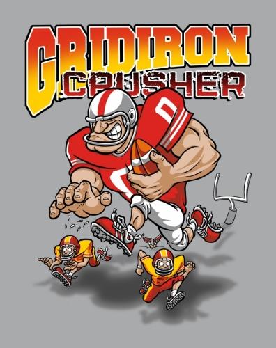Gridiron Crusher