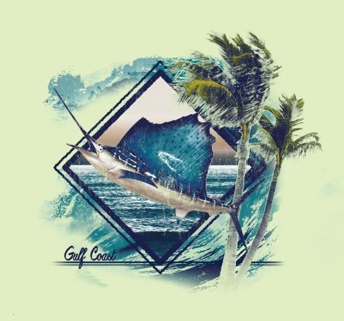 Gulf Coast Sailfish
