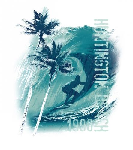 Huntington Beach Surf