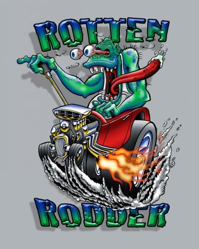 Rotten Rodder