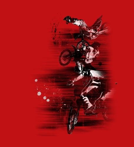 Triple Moto Motion