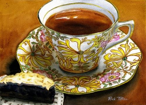 Tea & Biscotti