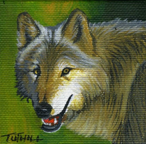 Dixie's Wolf