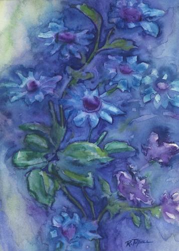 Blue Quandry