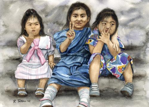 Julie & Her Sisters