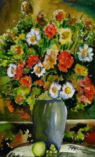 Antique Bouquet Miniature
