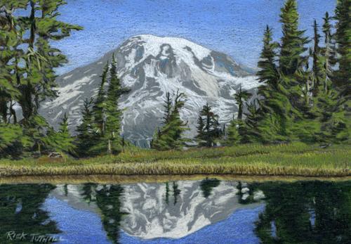 Mount Rainier Reflections